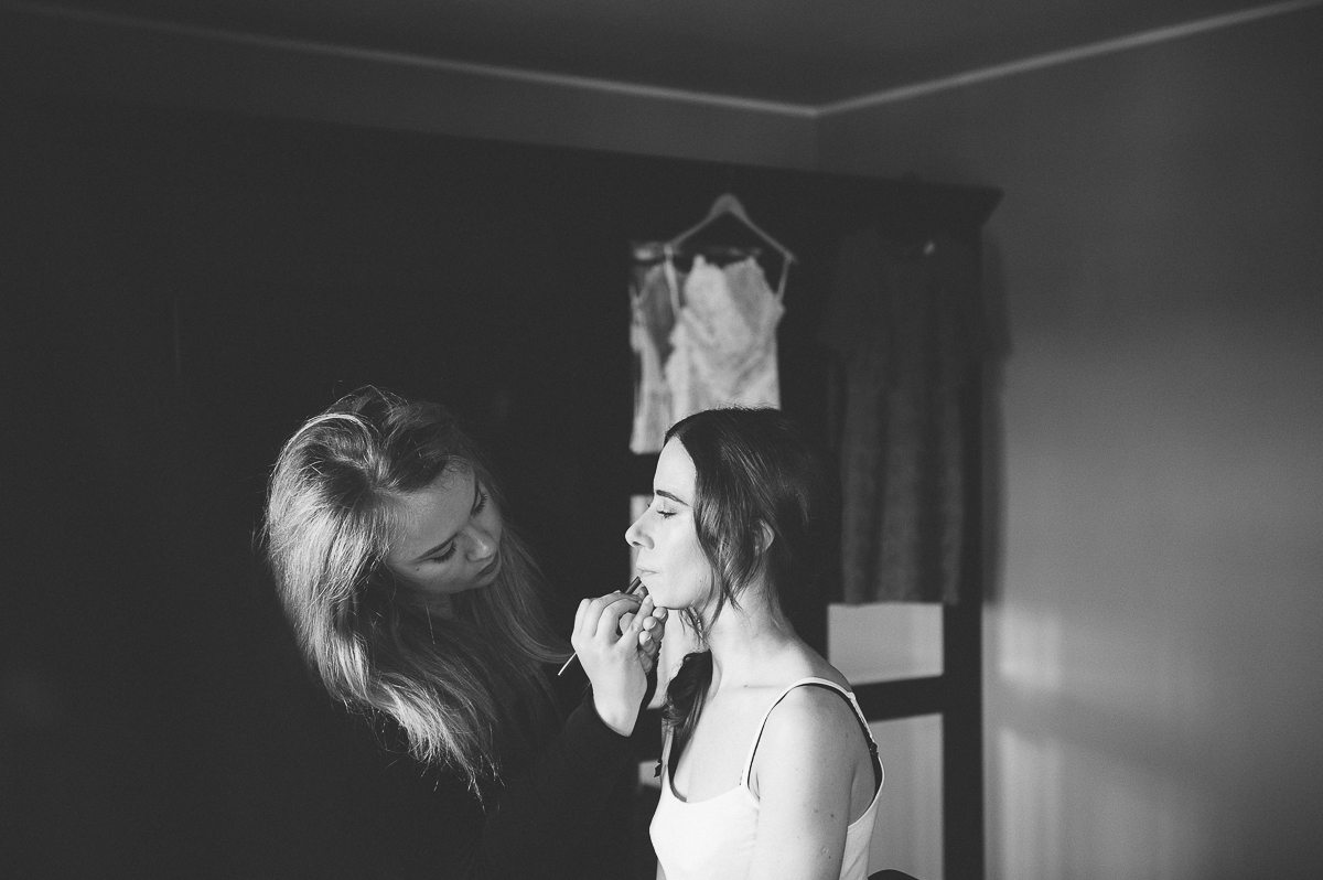 book makeup artist