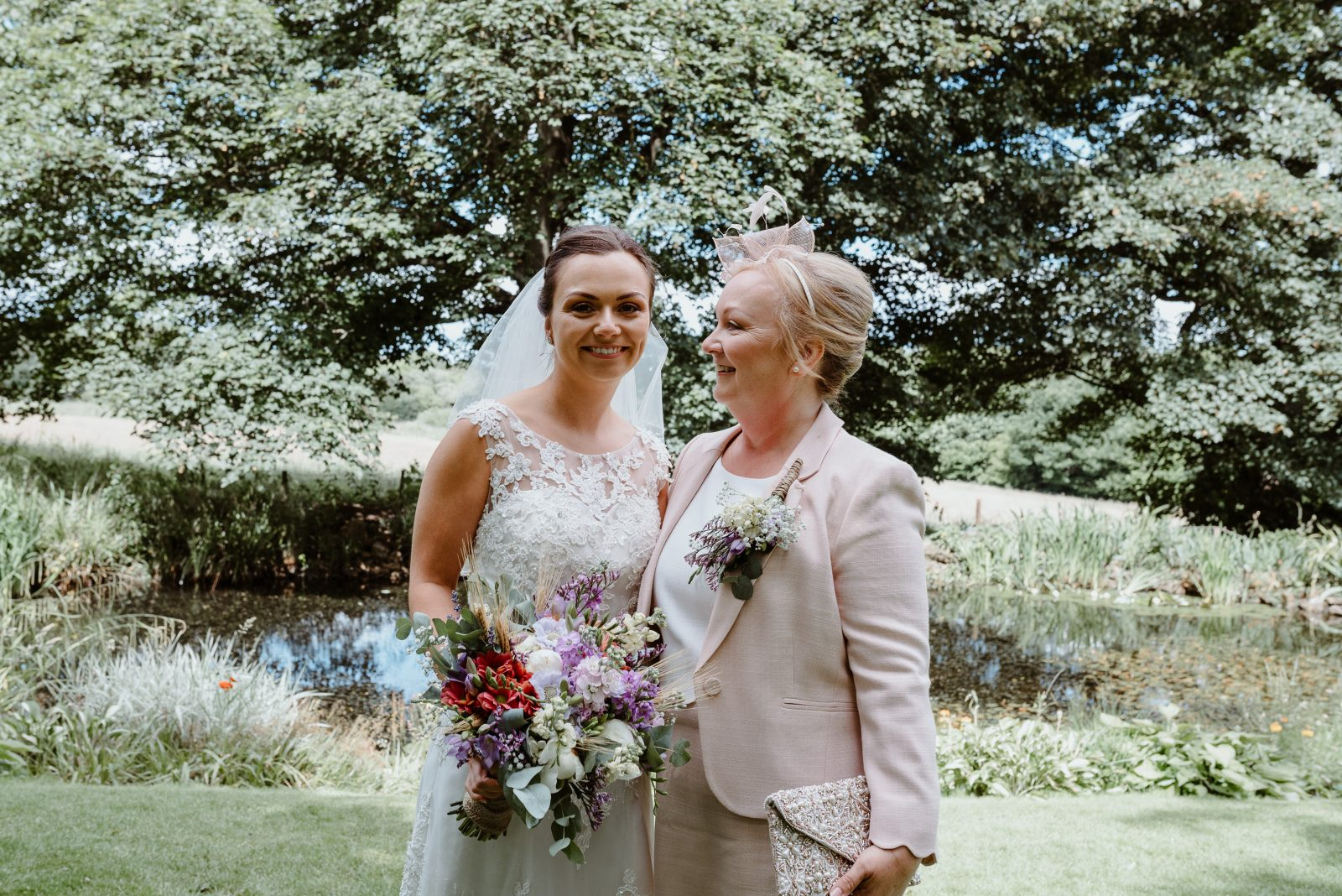 crook hall wedding victoria holdstock makeup artist